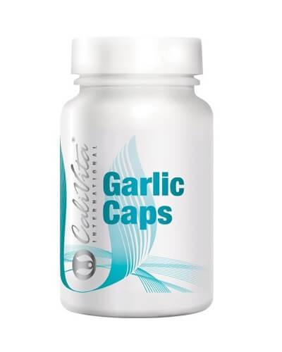 Garlic Caps