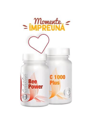 Pachet Imunitate Bee Power Vit C