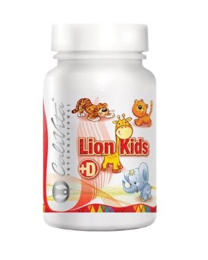 Lion Kids cu vitamina D